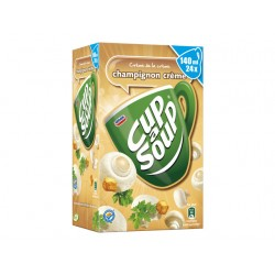 Soep Cup-a-soup champignoncreme/ds 24