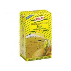 Drinkbouillon Knorr kip/tuinkr/pk 80