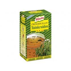 Drinkbouillon Knorr tuinkruiden/pk 80