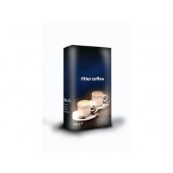 Koffie snelfiltermaling/pk 500gr