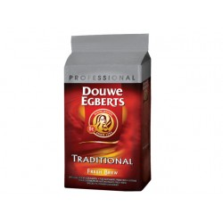 Koffie DE freshbrew tradit rd/6x1000