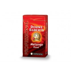 Koffie DE snelfiltermaling rood 250g