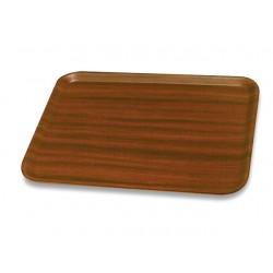 Dienblad 48x37cm houtprint