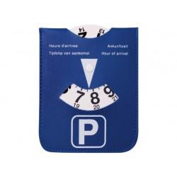 Parkeerschijf luxe blauw