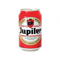 Bier Jupiler 33cl/blik 24