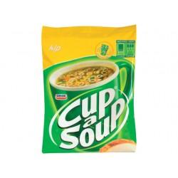 Soep Cup-a-soup kippen 40port/pk 404g