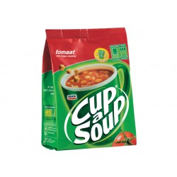 Soep Cup-a-soup tomaat 40port/pk 640g