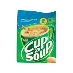 Soep Cup-a-soup rundvlees 40port/pk 520g
