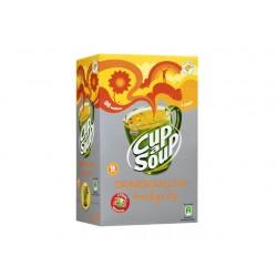 Soep Cup-a-soup bouil Kruidige kip/ds 26