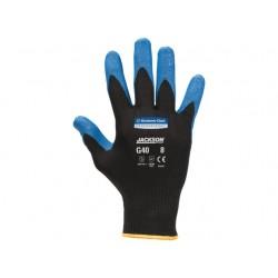 Handschoen nitrile heavy duty XL pa/12x2