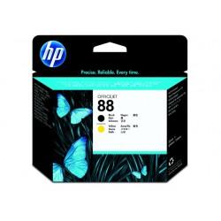 Printkop HP C9381A nr. 88 zwart/geel