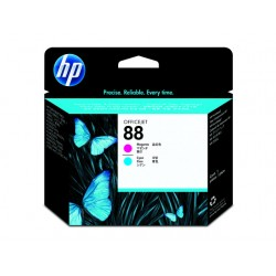 Printkop HP C9382A nr. 88 magenta/cyan