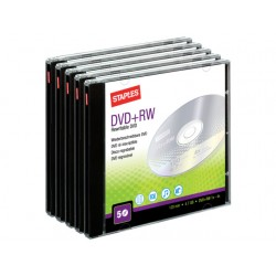 DvD+RW SPLS 4,7GB jewelcase/ds 5
