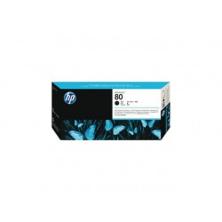 Printkop HP C4820A Nr. 80 zwart