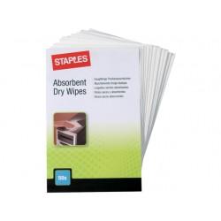 Reinigingsdoek SPLS 145x200mm /pak 50
