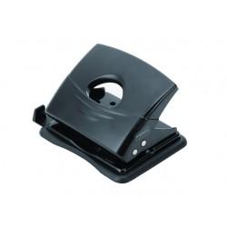 Perforator SPLS licht werk 18 vel zwart