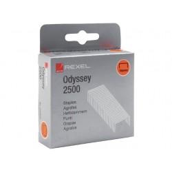 Nieten Rexel Odyssey/doos 2500