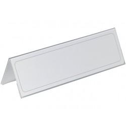 Tafelnaambord Durable 65x210mm