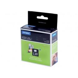 Etiket Dymo LW 51x19 niet perm wt/rl500