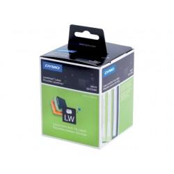 Etiket Dymo LW 190x59 ordnr brd wt/rl110