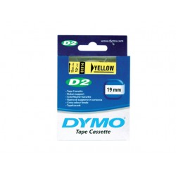 Tape Dymo 61914 19mm geel