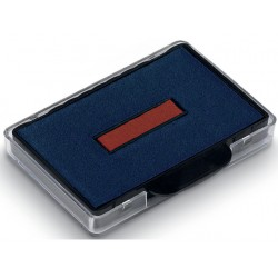 Inktkussen Colop E/4460/2 rood/blauw/pk2