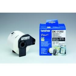Etiket P-Touch 100x62mm verzend/rol 300