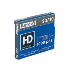 Nieten Rapid 23/10 verzinkt/doos 1000