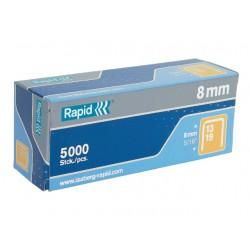Nieten Rapid 13/8 verzinkt/doos 5000