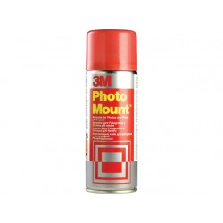 Lijmspray Photo Mount 3M/bus 400ml