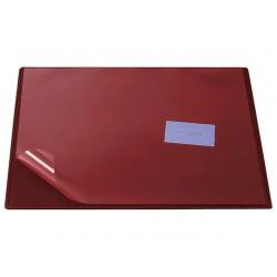 Bureaulegger SPLS 50x63 met dekblad rood