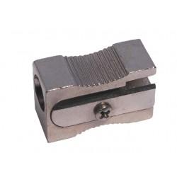 Potloodslijper SPLS enkelgaats aluminium