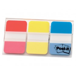 Index Post-It Strong Standaard ro/gl/bl