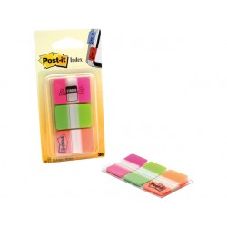 Index Post-It Strong Standaard rz/gr/or
