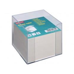 Memobakje SPLS kubus met blok wit