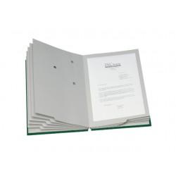 Sorteermap SPLS 20 vakken groen