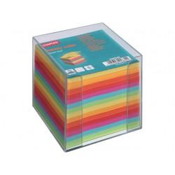 Memobakje SPLS kubus met blok gekleurd