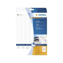 Etiket Herma I 25,4x8,5/doos 5600