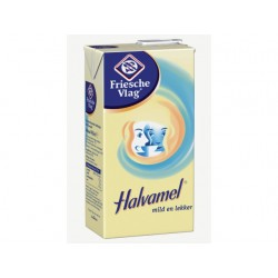 Koffiemelk Friesche vl halvam/ds20x485ml