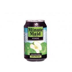 Frisdrank MinuteMaid appel bl 0,33L/pk24