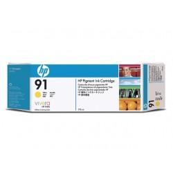 Inkjet HP C9469A Nr. 91 775ml geel