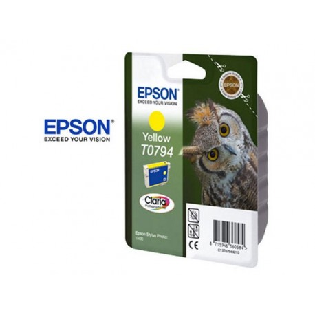 Inkjet Epson Stylus 1400 geel