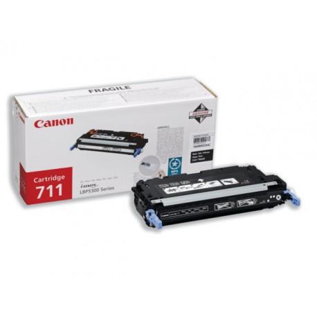 Toner Canon CRT-711BK zwart