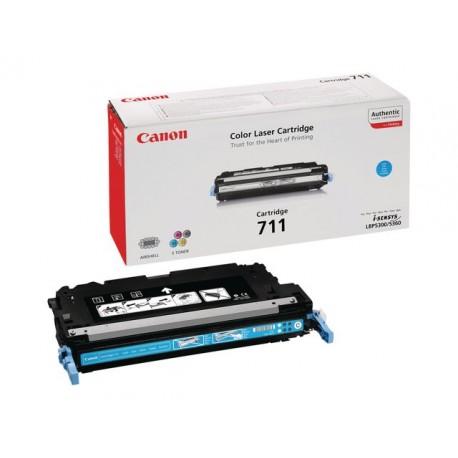 Toner Canon CRT-711C 6K cyan