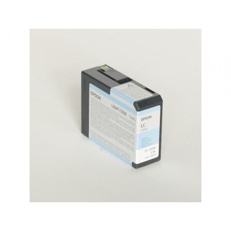Inkjet Epson T5805 80ml foto licht cyan
