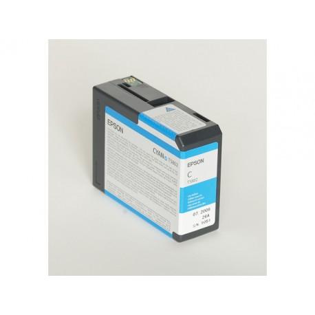 Inkjet Epson T5802 80ml foto cyan