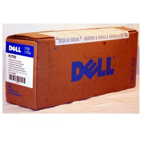Toner Dell 1700/1710 K3756 6K zwart