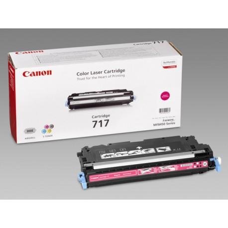 Toner Canon 717-M 4K magenta