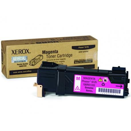 Toner Xerox Phaser 6125 1K magenta