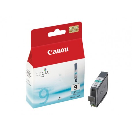 Inkjet Canon PGI-9 P photo cyaan
